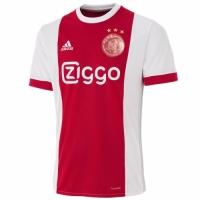 17-18 Ajax Home Jersey Shirt(Player Version)