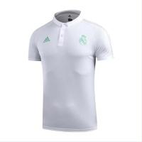 Real Madrid Core Polo Shirt-White