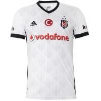 17-18 Besiktas JK Home Soccer Jersey Shirt
