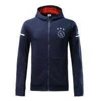 Ajax Navy Hoody Jacket