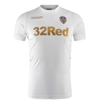 17-18 Leeds United Home Jersey Shirt