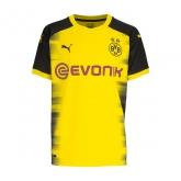 17-18 Borussia Dortmund Champion League Home Soccer Jersey Shirt