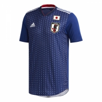 2018 World Cup Japan Home Soccer Jersey Shirt(Player Version)