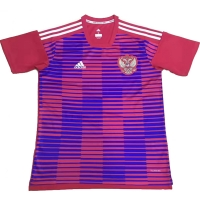 2018 World Cup Russia Red&Blue Training Jersey Shirt