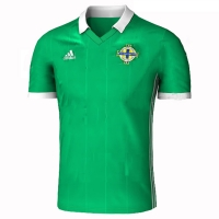 2018 Northern Ireland Home Green Jersey Shirt
