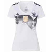 2018 World Cup Germany Home Women's Jersey Shirt