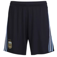 2018 World Cup Argentina Home Red Jersey Short