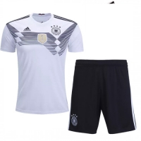 2018 World Cup Germany Home Jersey Kit(Shirt+Short)
