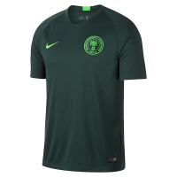 2018 World Cup Nigeria Away Green Soccer Jersey Shirt