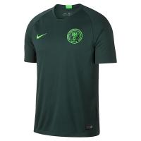2018 World Cup Nigeria Away Green Soccer Jersey Shirt