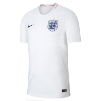 2018 World Cup England Home White Jersey Shirt