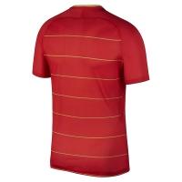 18-19 Guangzhou Evergrande Home Soccer Jersey Shirt