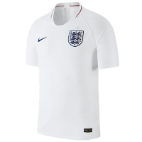2018 World Cup England Home White Jersey Shirt(Player Version)