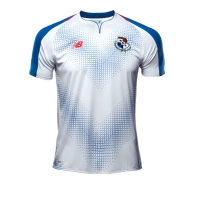 2018 World Cup Panama Away White Soccer Jersey Shirt
