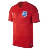 2018 World Cup England Away Red Jersey Shirt