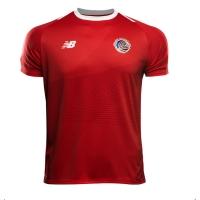 2018 World Cup Costa Rica Home Soccer Jersey Shirt