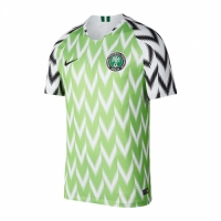 2018 World Cup Nigeria Home Soccer Jersey Shirt