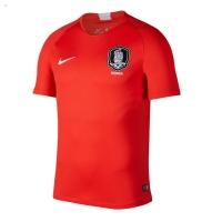 2018 World Cup South Korea Home Soccer Jersey Shirt