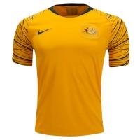 2018 World Cup Australia Home Soccer Jersey Shirt