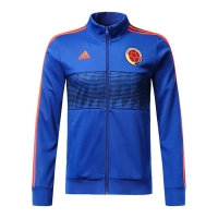 2018 World Cup Colombia Blue Tranining Jacket