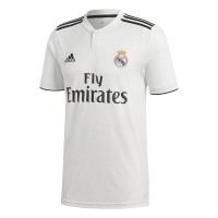 18-19 Real Madrid Home Soccer Jersey Shirt