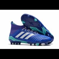 AD Predator 18+ FG Soccer Cleats-Blue