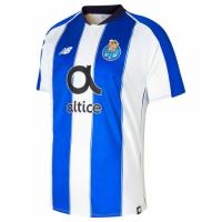 18-19 Porto Home Soccer Jersey Shirt
