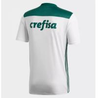 18-19 Palmeiras Away White Soccer Jersey Shirt