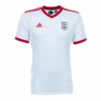 2018 World Cup Iran Home White Jersey Shirt