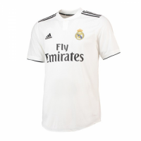18-19 Real Madrid Home Soccer Jersey Shirt(Player Version)