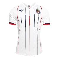 18-19 Deportivo Guadalajara Away White Jersey Shirt