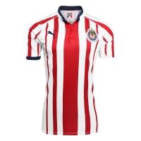 18-19 Deportivo Guadalajara Home Jersey Shirt
