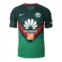 2018 Club America Fourth Away Green Soccer Jersey Shirt