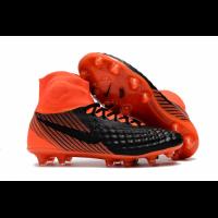 NK Magista Obra II Soccer Cleats-Orange&Black