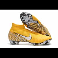 NK Mercurial Superfly VI 360 Elite Neymar FG Soccer Cleats-Yellow