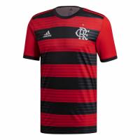 18-19 CR Flamengo Home Soccer Jersey Shirt