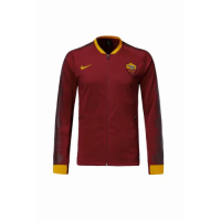 18-19 Roma Red V-Neck Training Jacket