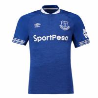 18-19 Everton Home Soccer Jersey Shirt