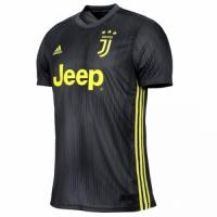 18-19 Juventus Third Away Gray Soccer Jersey Shirt