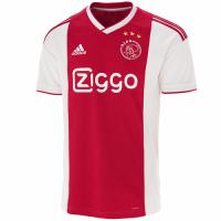 18-19 Ajax Home Soccer Jersey Shirt