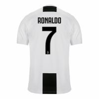 18-19 Juventus Home RONALDO #7 Soccer Jersey Shirt