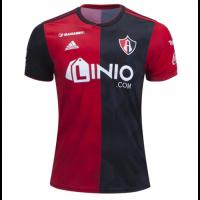 18-19 Atlas de Guadalajara Home Red&Black Jersey Shirt