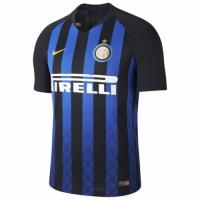 18-19 Inter Milan Home Navy&Black Soccer Jersey Shirt(Player Version)