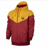 18-19 Roma Yellow&Red Hoody Jacket