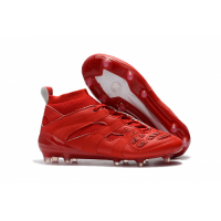 AD Predator Accelerator David Beckham FG Soccer Clerats-Red