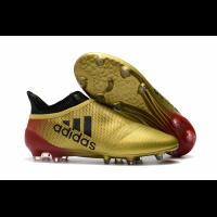 AD X 17+ Purechaos FG Soccer Cleats-Golden