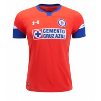 18-19 CDSC Cruz Azul Third Away Red Soccer Jersey Shirt