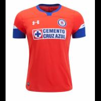 18-19 CDSC Cruz Azul Third Away Red Soccer Jersey Shirt