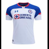 18-19 CDSC Cruz Azul Away White Soccer Jersey Shirt