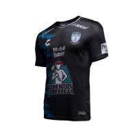 18-19 CF Pachuca Away Black Jersey Shirt